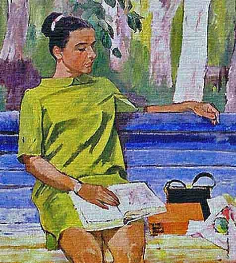 Pintura: Vartanovich Kotiantz